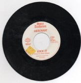 SALE ITEM - Merchant - Rock It / Ah Commin' Too (Soca Anthems) UK 7""